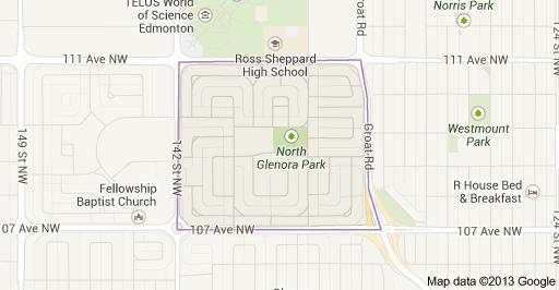 North Glenora Edmonton Homes For Sale