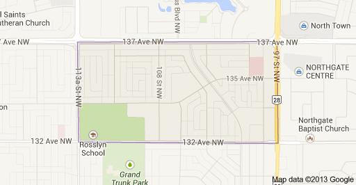 Rosslyn Edmonton Homes For Sale