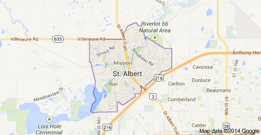 Pineview St. Albert Homes For Sale