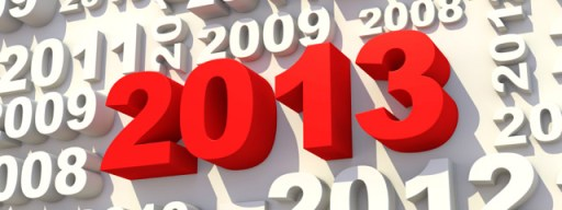 2013 Real estate Stats