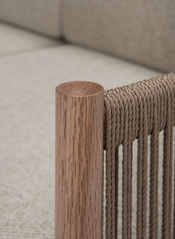 Braid Sofa Design Norm Architects