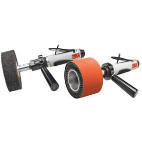 luftmaskin för trumma och hjul