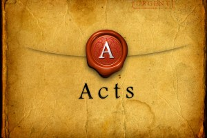 Acts, The Book of Non-Conversions