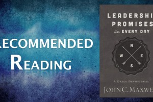 Recommended Reading: Leadership Promises