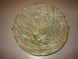 04. platter 2005 13.5 in diam