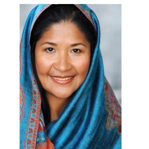 Normita with shawl