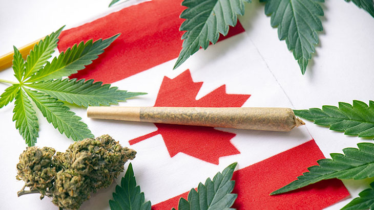 Canadian marijuana laws