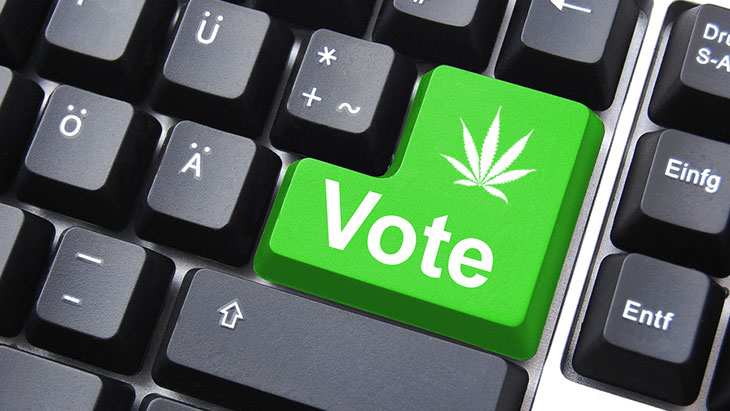 Vote for Marijuana