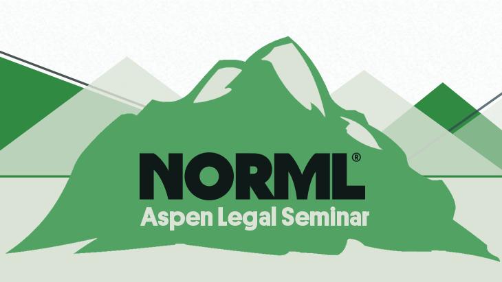 Aspen Legal Seminar