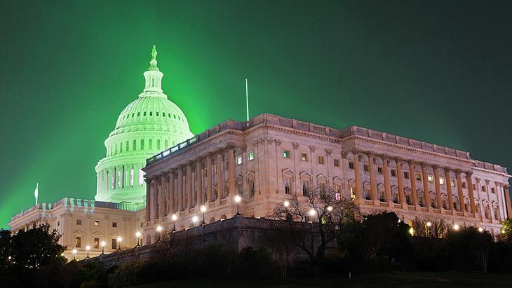 US Congress and Marijuana Legalization