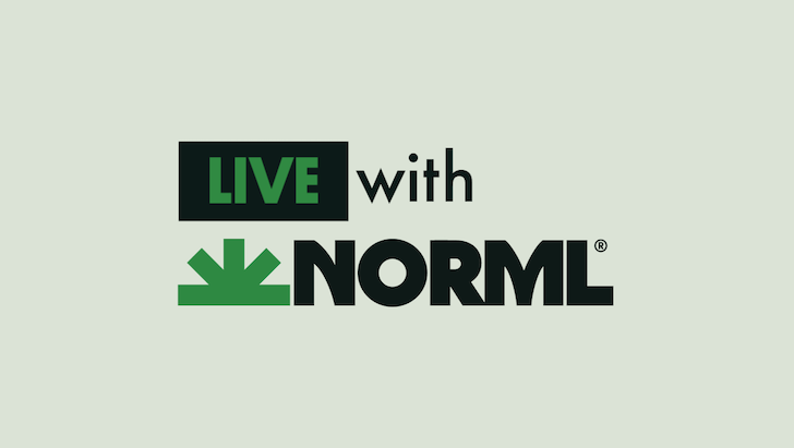 Live with NORML