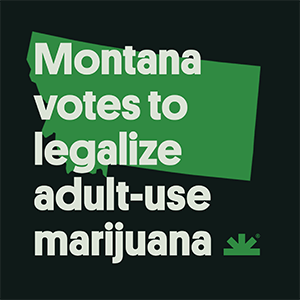Montana Votes to Legalize Marijuana