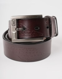 Image 3 of Mens Leather Belts of color Coffee from Noroze Brand