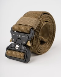 Image 1 of Tactical Quick Release Belt of color Brown from Noroze
