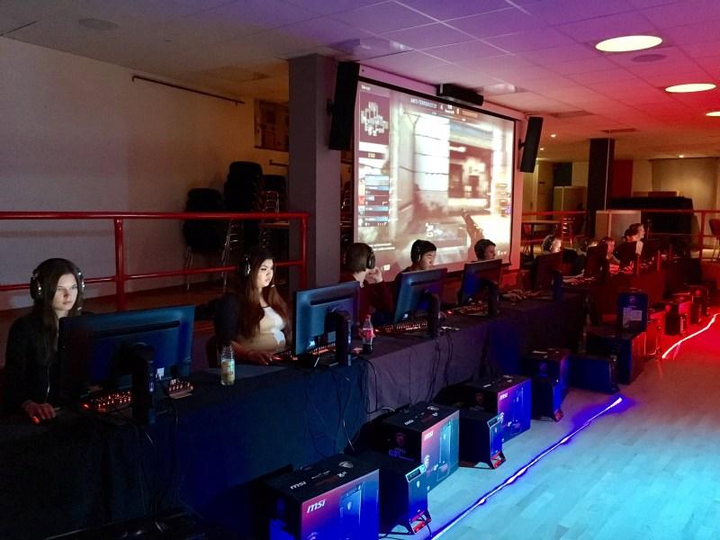 Mix-finalen i Counter-Strike