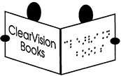 Clear Vision Books logo