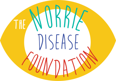 The Norrie Disease Foundation logo
