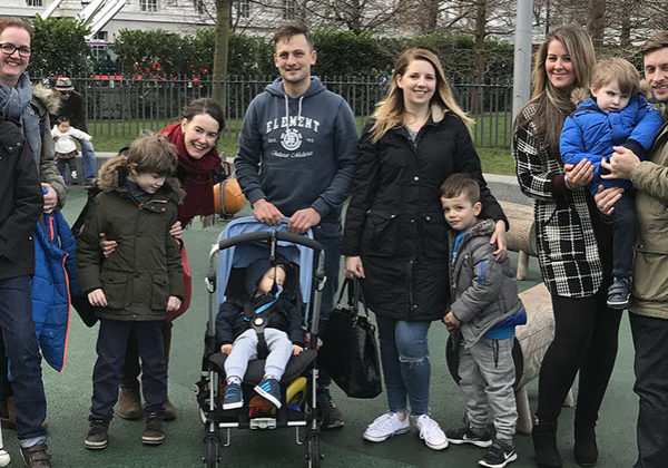 Norrie Families enjoy at day out