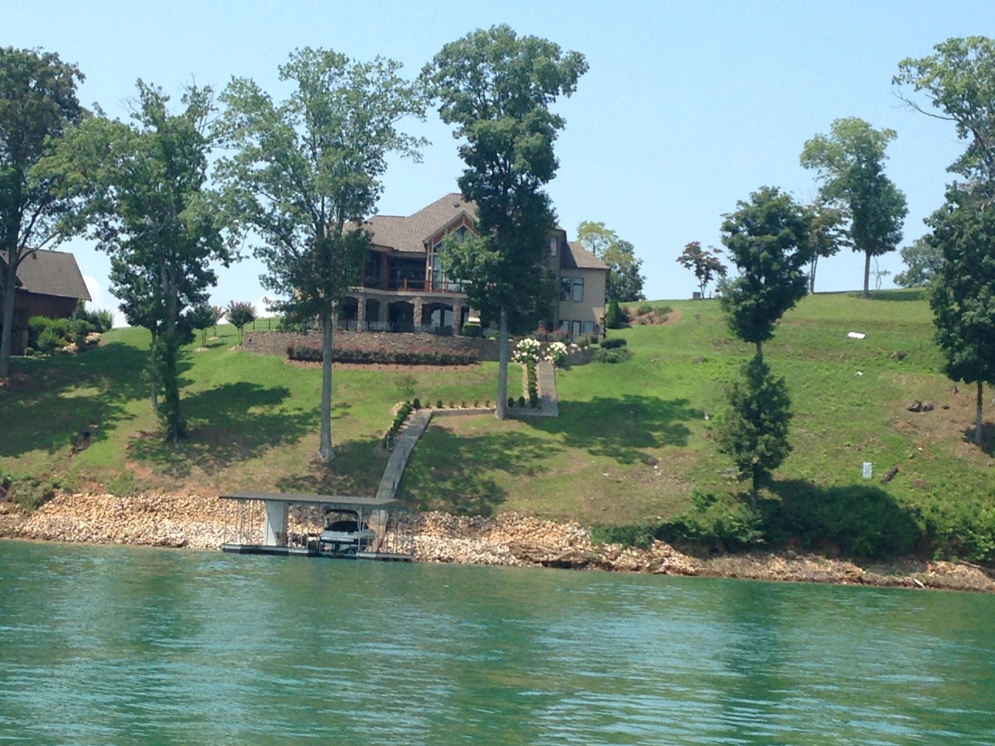 The Peninsula Luxury Lake Living Norris Lake Norris Lake