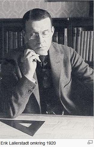 Arkitekt Carl Bergsten (3/6)