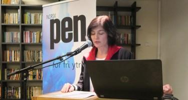 Tale til Ossietzkyprisvinner Ulrik Imtiaz Rolfsen