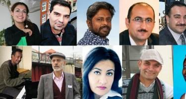 27. mai: Et mangfold av forfulgte stemmer