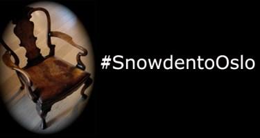 16. juni: Varslerdagen 2016 - lansering av #SnowdentoOslo