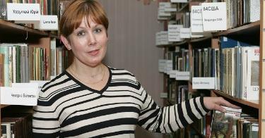 2017: Russia: Natalya Sharina