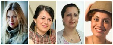 15. juni: Kvinnelige eksilforfattere - om frykt, flukt, feminisme, frihet