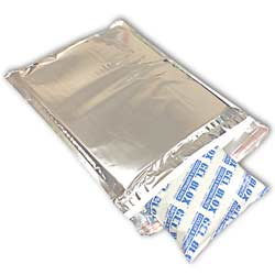 "Kodiak Pack Insulated Metalized Envelope, 15"" x 20"""