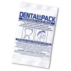 Dental Pack Cold Pack