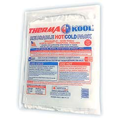"ThermaKool Reusable Hot Cold Pack, Size: 10"" x 13"" Giant Pack"