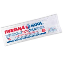 "ThermaKool Reusable Hot Cold Pack, Size: 4"" x 15"""