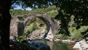 Piscinas naturales norte de Cáceres, Extremadura