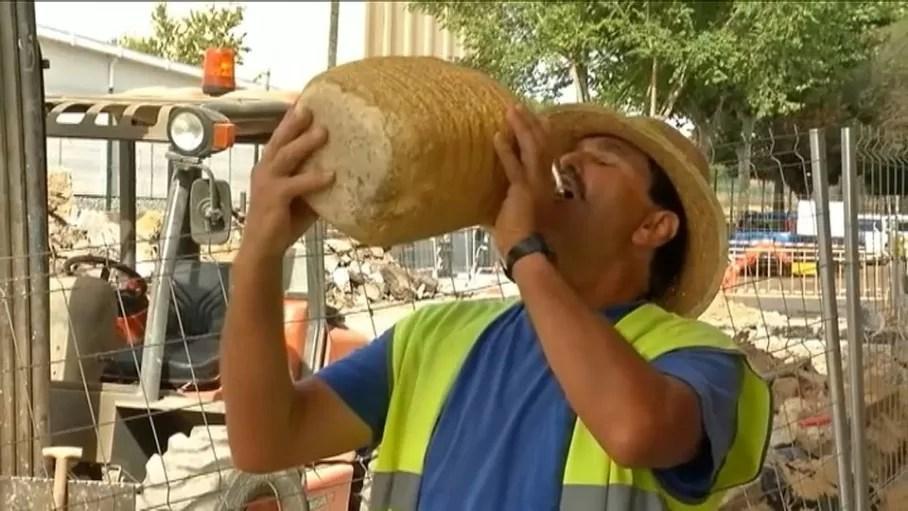 Se activan los primeros avisos por calor en Extremadura