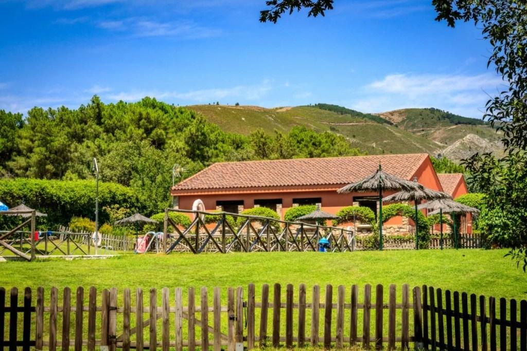 Camping en Sierra de Gata