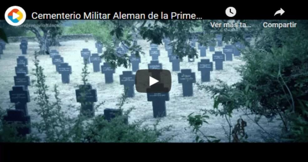 🥇🥇 La historia del cementerio alemán extremeño ✅ El municipio cacereño es Cuacos de Yuste donde pereció Carlos I de España y V de Alemania.