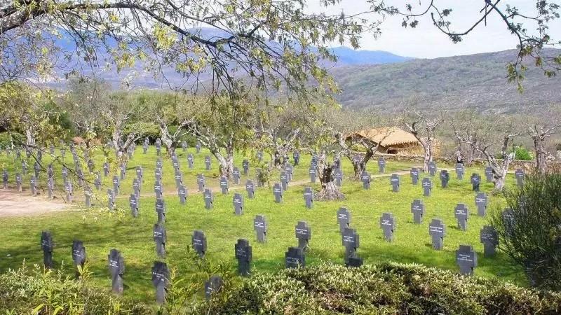 La historia del cementerio alemán extremeño