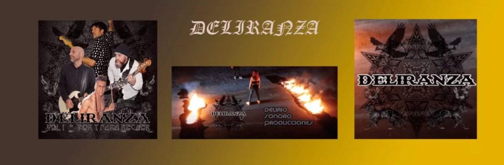 DELIRANZA ROCK BRUTAL