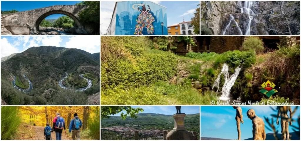 Sitios para visitar en el norte de Extremadura