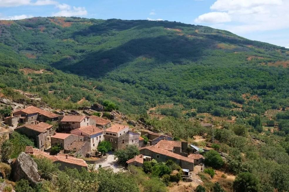 Sierra de Gata en ruta por los pueblos más bonitos