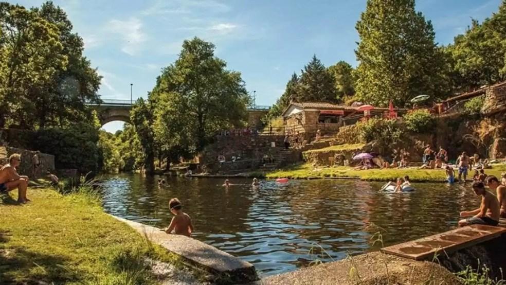 Las piscinas naturales de Extremadura podrán abrir este verano