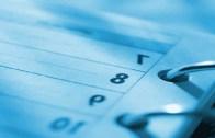 Agenda do Dia: Ter, 9 Janeiro