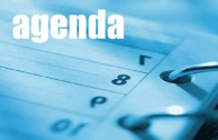 Agenda do Dia: Qua, 8 Nov