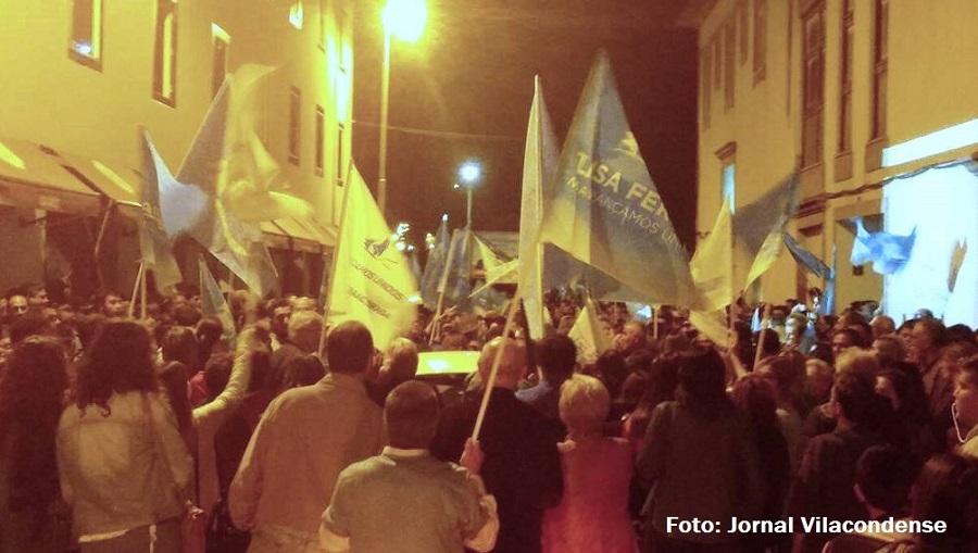 Vila do Conde: Elisa Ferraz arrasou como independente