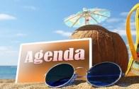 Agenda do Dia: Seg, 8 Julho