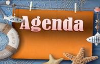 Agenda Dia: Qui,6 Setembro