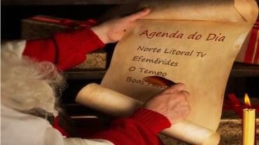 Agenda NATAL 18