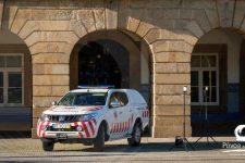 Proteção Civil carro 3
