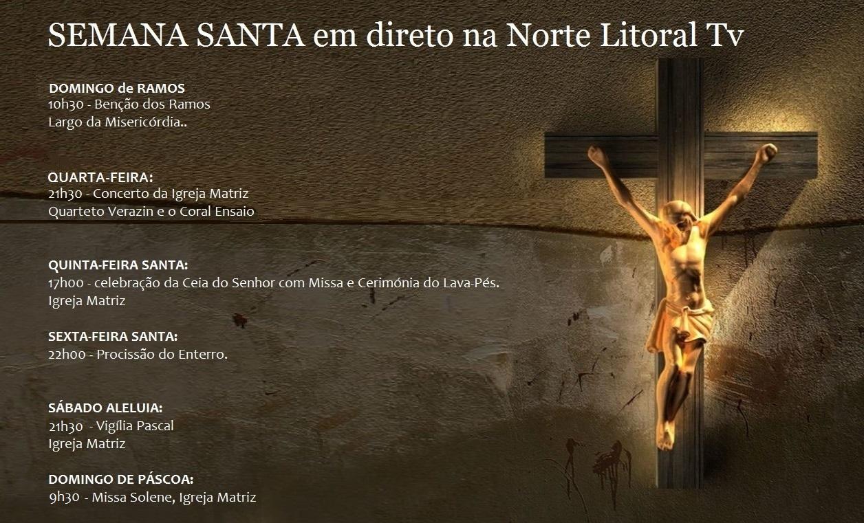 Semana Santa na NLtv